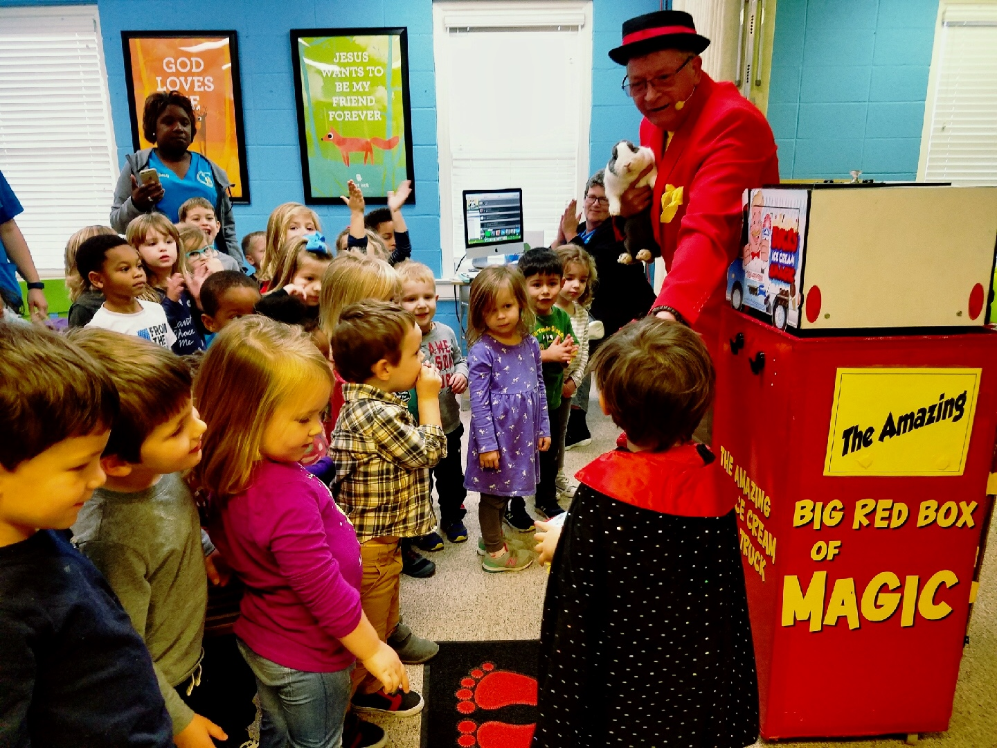 uncle bucks magic show for day care