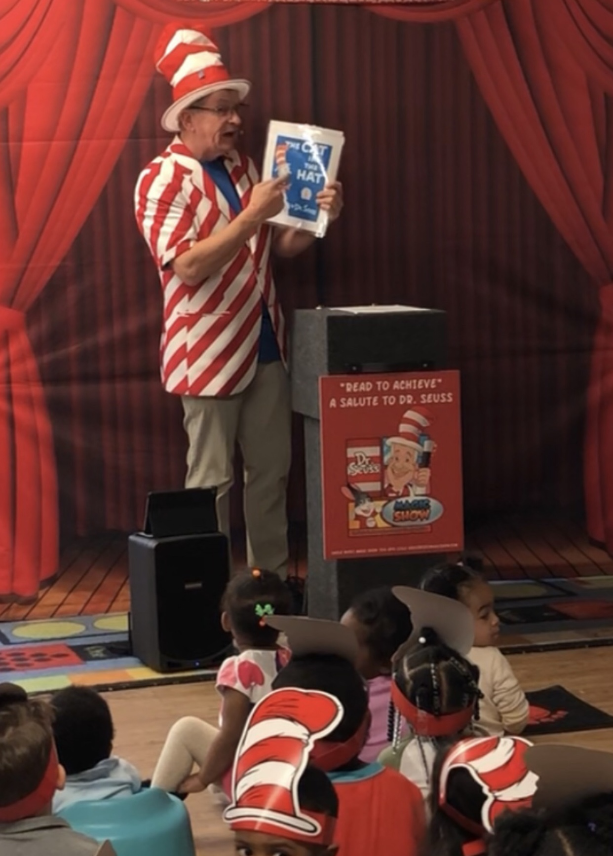 Uncle Bucks magic Show for DayCare